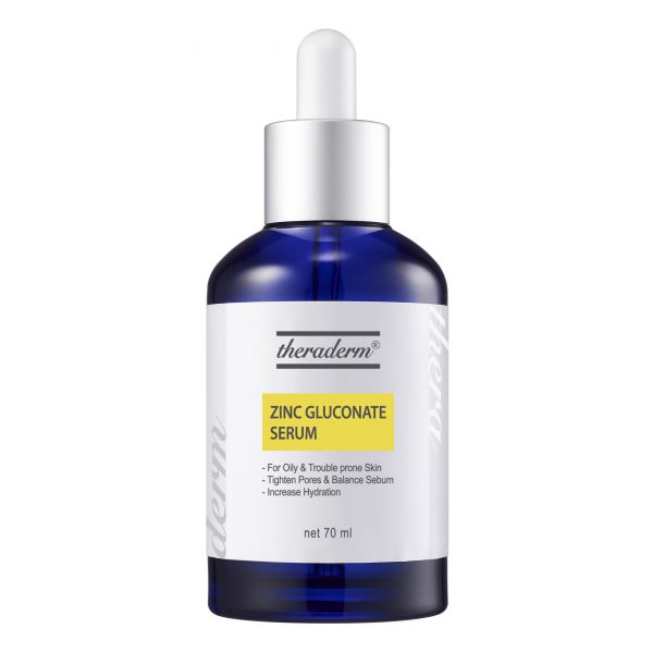 Serum kiềm dầu Zinc Gluconate Serum2